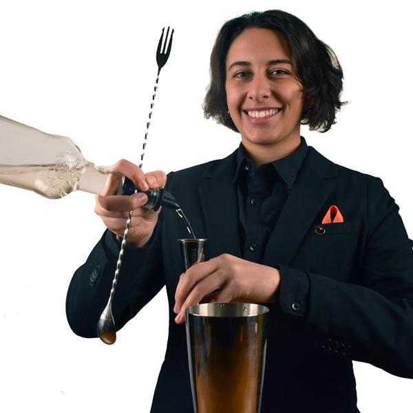 Yara Ferraroli Bartender Ristorante Da Giovannino Lecco
