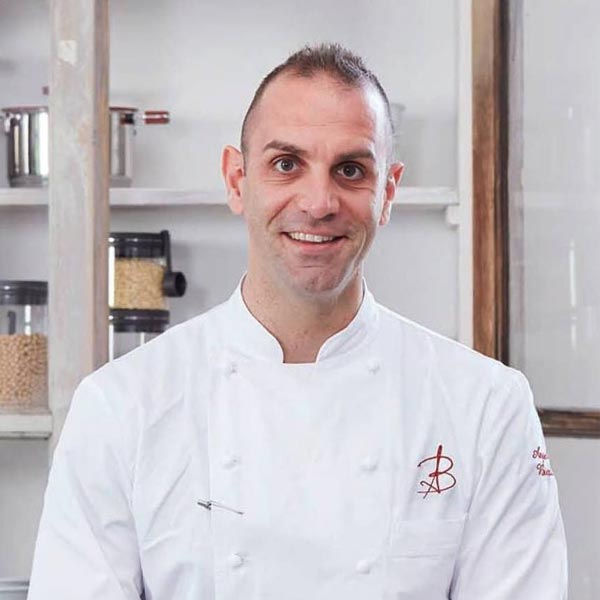 chef Angelo Biscotti