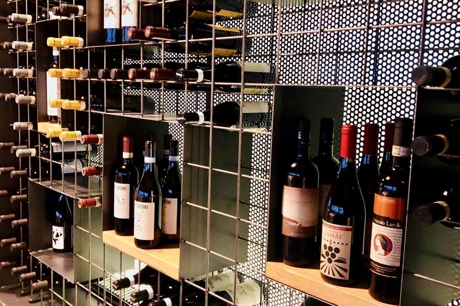 ristorante Da Giovannino cantina lista vini